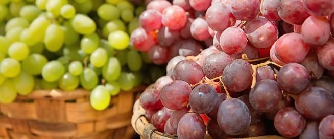 تناول العنب قد يحمي من الإصابة بالزهايمر