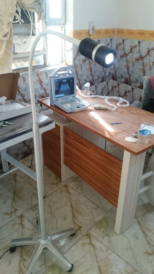 AL-MUBDAA Scientific Company in Dr. Baydaa Allawi Ultrasound US-12