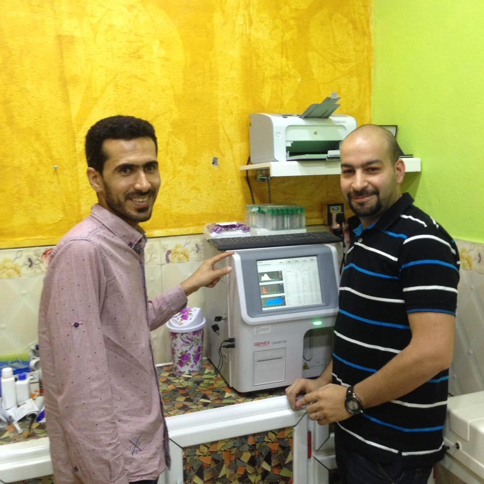 AL-MUBDAA Scientific Company in NABDH ALHAYAT complex