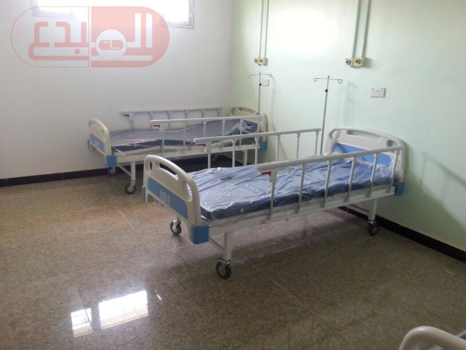 AL-MUBDAA Scientific Company in Al-husseineya Hospital