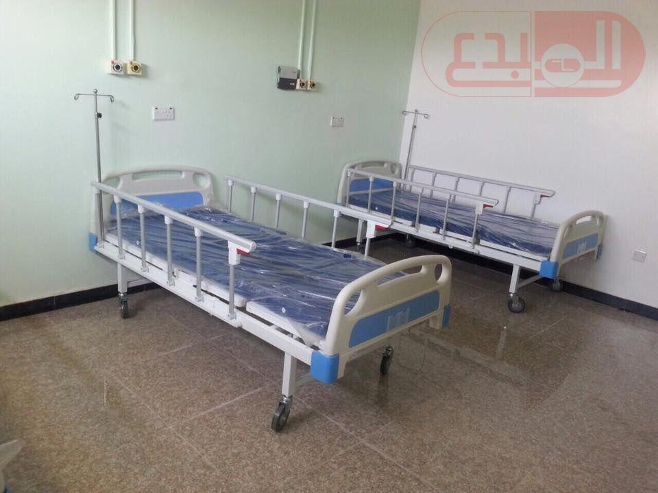 AL-MUBDAA Scientific Company in Al-husseineya Hospital
