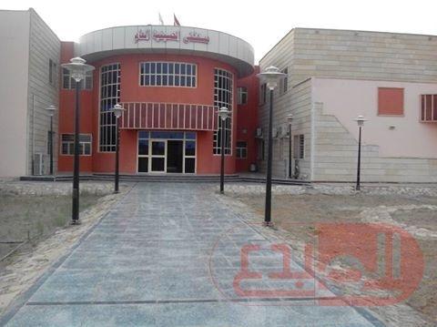 شركة المبدع العلمي في مستشفى الحسينية العام كربلاء