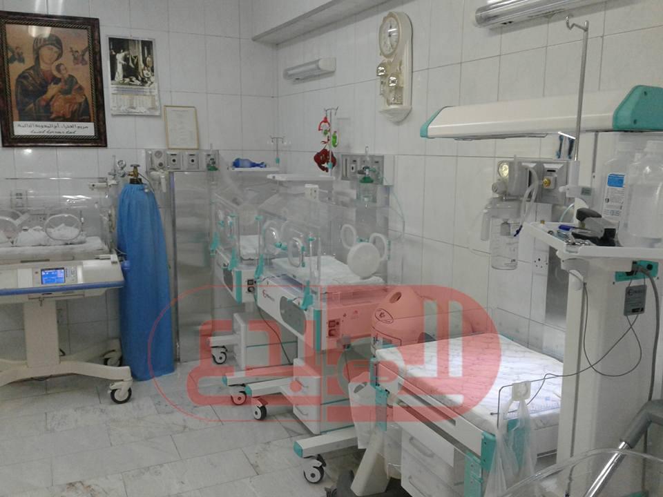 شركة المبدع العلمي في مستشفى الراهبات