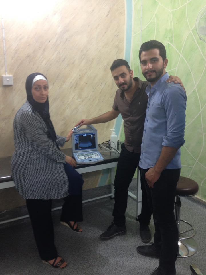 شركة المبدع العلمي في بغداد مجمع النور الطبي مجموعة اجهزة واثاث طبي