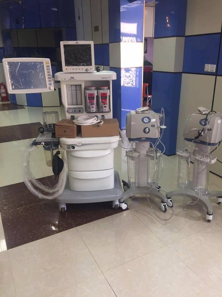 AL-MUBDAA Scientific company in al-tawfik hospital