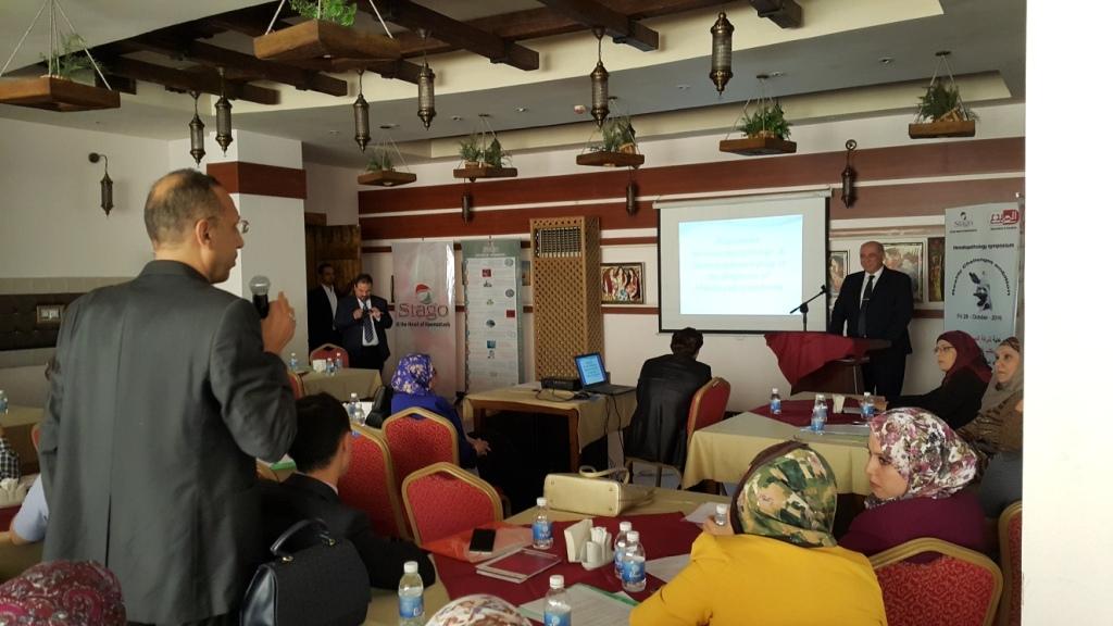 symposium Hematopathology / baghdad 037
