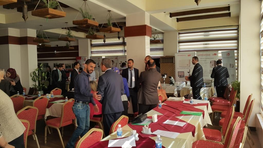 ندوة اطباء امراض الدم / بغداد 048