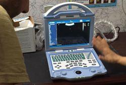 شركة المبدع العلمي في عيادة د. اخلاص الدباغ / جهاز سونار US-12