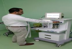 AL-MUBDAA Scientific Company in Lebanese University Hospital / Anesthesia carts