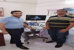 شركة المبدع العلمي في الديوانية عيادة د. عقيل منذور سونار فينو VINNO E-20