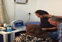 Ultrasound US-12 in Dr. Siham Abdul-Karim / babil