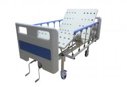 Hospital Bed 2 Manual Crank