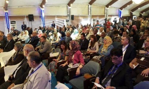 AL-MUBDAA Scientific Company in the Sixth Scientific Conference of Labs / health Karkh