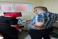 شركة المبدع العلمي في الديوانية عيادة د. جنان يوسف البعاج سونار فينو VINNO E-10