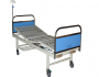 Patient bed two crank