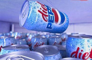 """المشروبات الغازية """"الدايت"""" تدمر الدماغ وتسبب أمراض القلب"""