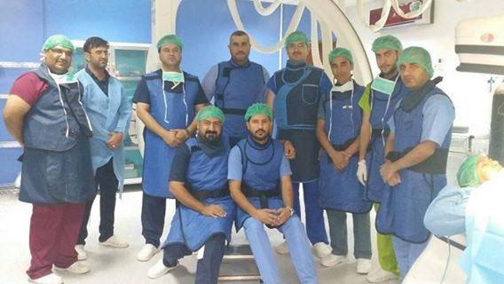 نجاح عمليتي قسطاريه للدماغ والقلب في مركز ميسان لجراحة القلب