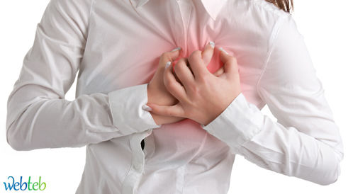 تقرير : الذبحة الصدرية . ماهي ، اسبابها ، اعراضها ، علاجها