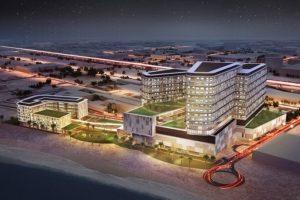 تخطيط مشروع انشاء مستشفى من الالف الى الياء