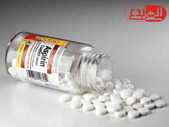 استخدام الأسبرين على المدى الطويل قد يسبب نزيف الجهاز الهضمي