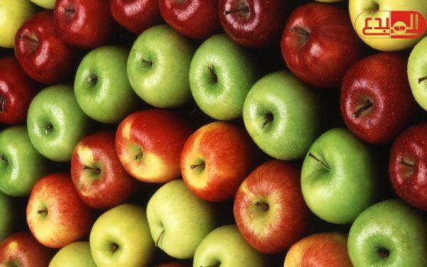 فوائد التفاح … حرق الدهون وتعزيز الكفاءة الدماغية وغيرها