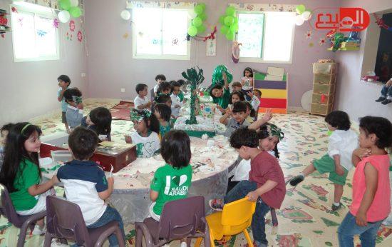 دراسة علمية: الأطفال فى الحضانة تتطور أسرع من المنزل بنسبة 10%