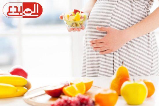 لانها ضارة … 10 اطعمة يجب تجنبها اثناء الحمل
