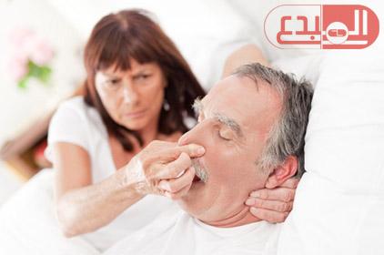 دراسة أمريكية : الشخير أثناء النوم يسبب السكتة الدماغية وأمراض القلب