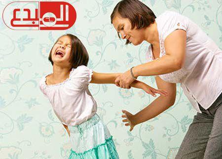 هل الضرب مفيد فى تربية الأطفال ؟ تعرف على ذلك