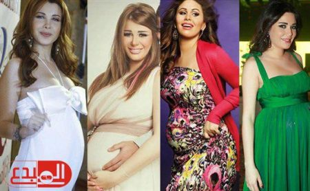 دراسة امريكية : وزن الأم الزائد بعد الولادة بسبب أسلوب حياتها وليس الحمل