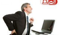الجلوس الخاطئ وإدمان التكنولوجيا الحديثة مخاطر صحية تهدد صحة الشباب
