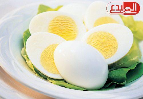 دراسة بريطانية تكذب التحذيرات الصحية حوله … البيض يعزز الذاكرة ويقوى العضلات