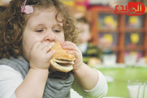 سمنة الأطفال تسبب تلف الكبد في سن الثامنة