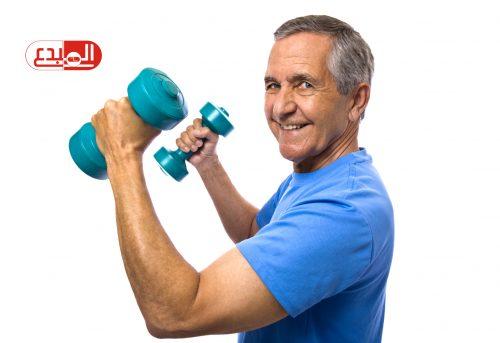 دراسة: تناول البروتينات 3 مرات يوميًا يدعم قوة العضلات فى سن الشيخوخة