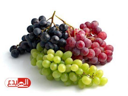 العنب الأسود يحمي من تصلب الشرايين