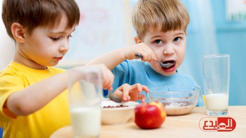 دراسة: عدم تناول وجبة الإفطار يهدد عظام طفلك ويسبب صغر حجم المخ