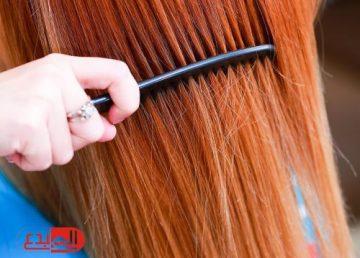 استخدم الطب البديل لغزارة الشعر ونعومته