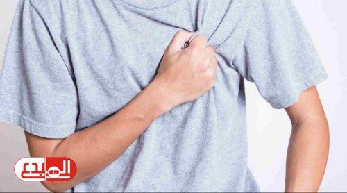 اسباب نغزات الصدر عديدة منها مشاكل بالرئة