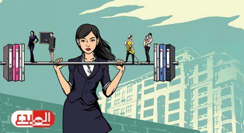 دراسة: عمل المرأة لمدة لا تقل عن 45 ساعة أسبوعيا يتسبب في إصابتها بالسكري
