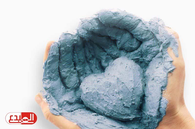 """تعرف على فوائد """"الطين الأزرق"""" الطبيعي في علاج الجروح"""