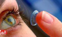 """باحثون: عدوى نادرة قد تصيب مرتدي العدسات اللاصقة بـ """"العمى""""!"""