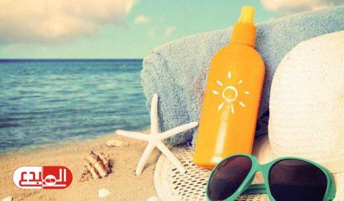 أخطاء تجنبيها عند استخدام واقي الشمس