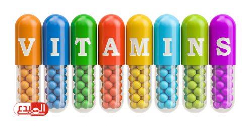 نقص الفيتامينات دليل على مشاكل الهضم