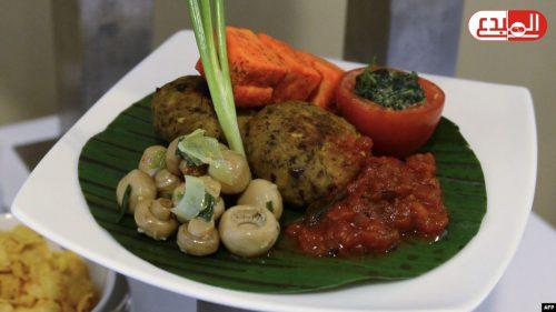 دراسة: وجبة واحدة نباتية تحدث فرقا !!!!!