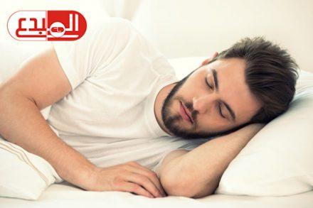 النوم القليل أو الكثير يمكن أن يدمر الصحة .