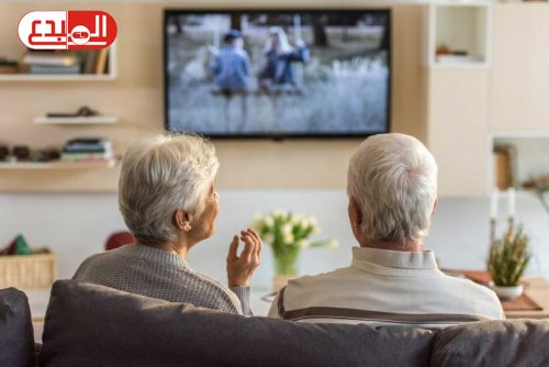 مشاهدة التلفاز كثيراً في منتصف العمر يمكن أن تسبب بعض أشكال فقدان الذاكرة !!!