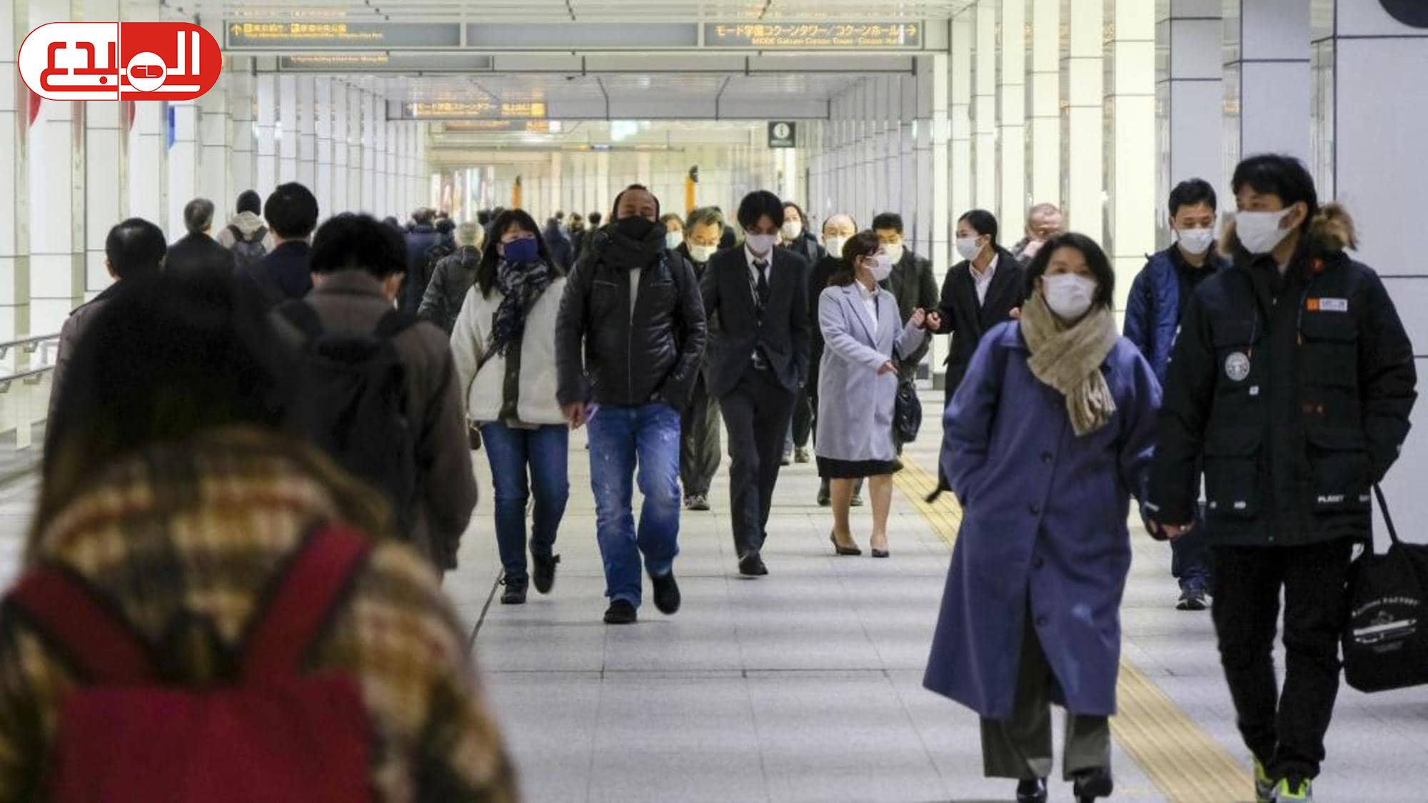 اليابان تعلن اكتشاف سلالة جديدة من كورونا
